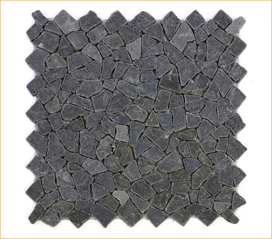 Andesit Bruchsteinmosaik